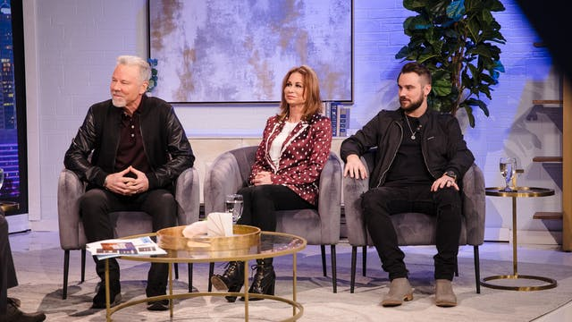 Glen, Deborah, & Micah Berteau