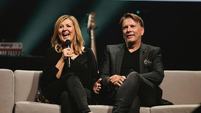 Q&A Session | Mark & Darlene Zschech