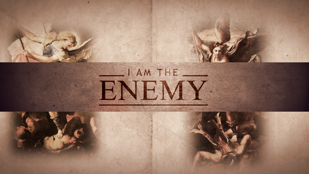 I Am the Enemy