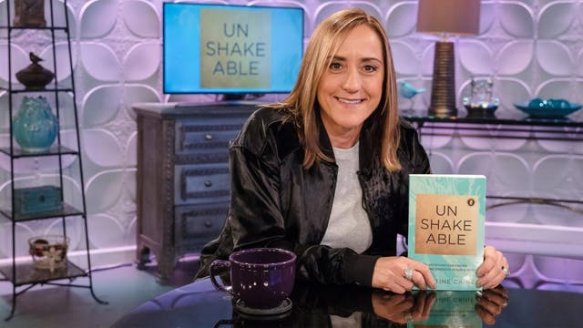 Unshakeable Devotional | Christine Caine