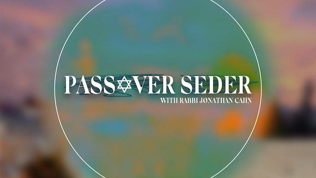 Passover Seder with Rabbi Jonathan Cahn