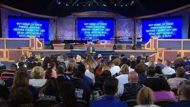 """Overcoming Spiritual Blindness"" | Creflo Dollar"