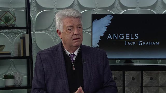 Angels | Dr. Jack Graham