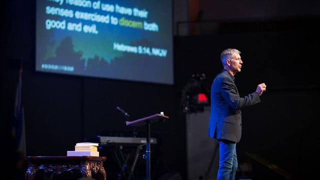 John Bevere - Alignment Connection at...