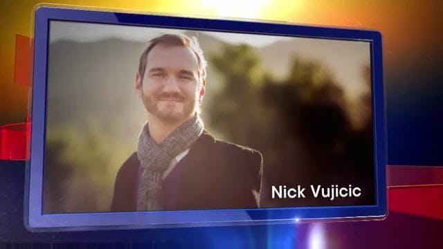 Nick Vujicic | Laurie Cardoza-Moore