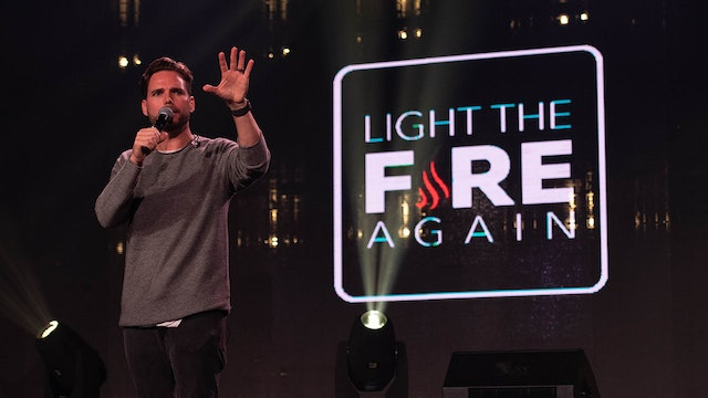 """Living from Conviction"" 