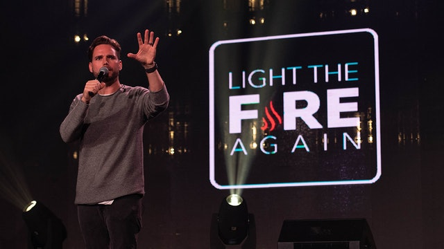 """""""Living from Conviction"""" 