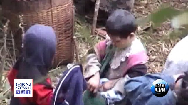 Nearly a Million Flee Fighting in Nor...