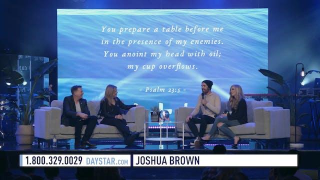 Josh & Rachel Brown Interview Mark & ...