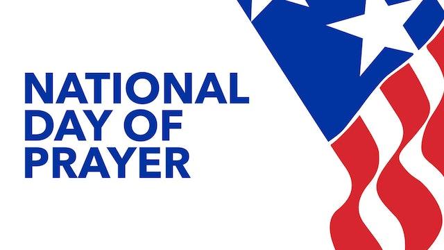 National Day of Prayer 2020