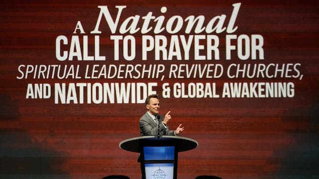 """Call to Prayer"" 