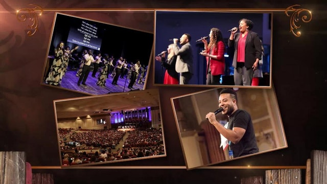 Larnelle Harris & Brooklyn Tabernacle Singers
