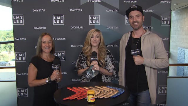 Backstage | Christine Caine