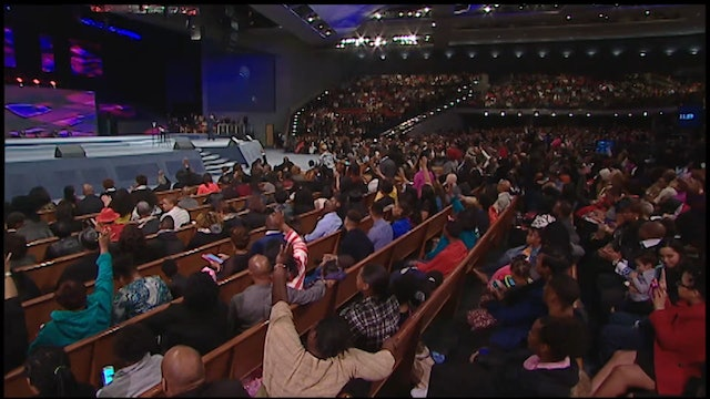 The Potter's House of Dallas 2016 New Year's Eve Celebration