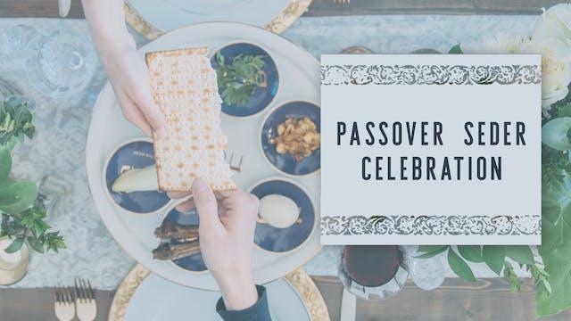 Interactive Passover Seder Celebration
