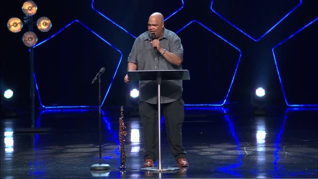 Reggie Dabbs - Forward Conference 2015