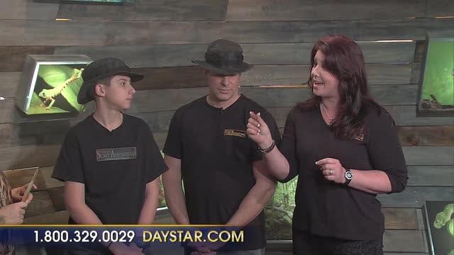 Pierce, Tanya & Rick Curren