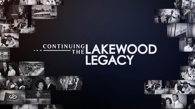 Continuing the Lakewood Legacy