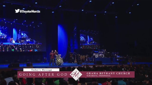 """""""Going After God""""   Graha Bethany"""
