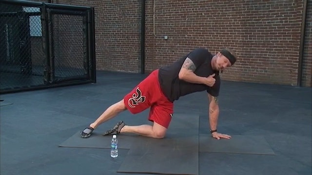 Extreme Hip, Back, and Knee Workout