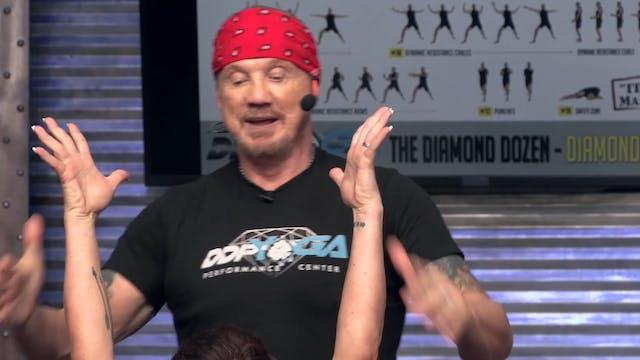 Diamond Dozen - Runner's Lunge - Supe...