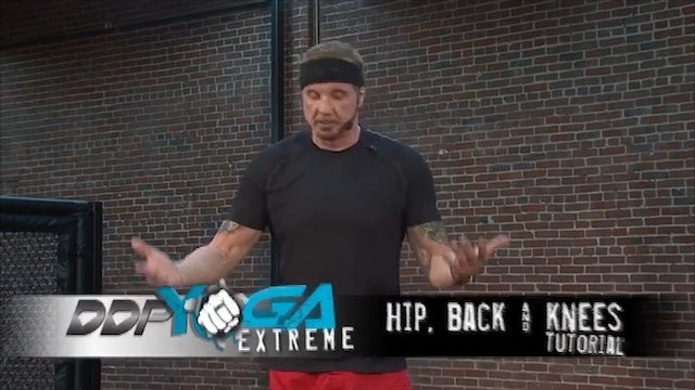 Extreme Hip, Back, and Knee Tutorial