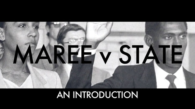 Maree V State an Introduction FIlm