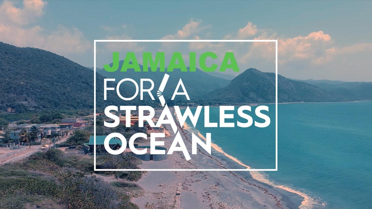 Jamaica For A Strawless Ocean