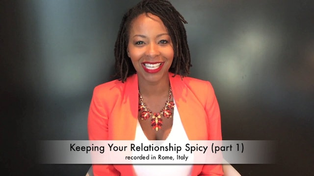 052915 - Keeping your relationship spicy while Traveling