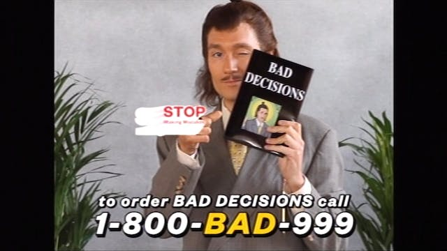 "Bastille ""Bad Decisions"""