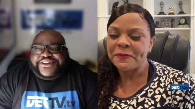 Tamela Mann Interview