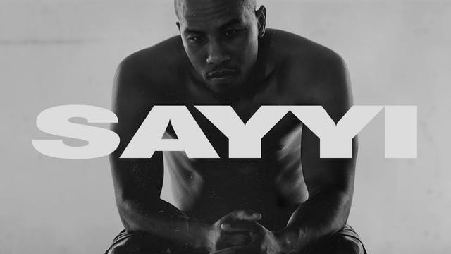 Sayyi Interview and Video