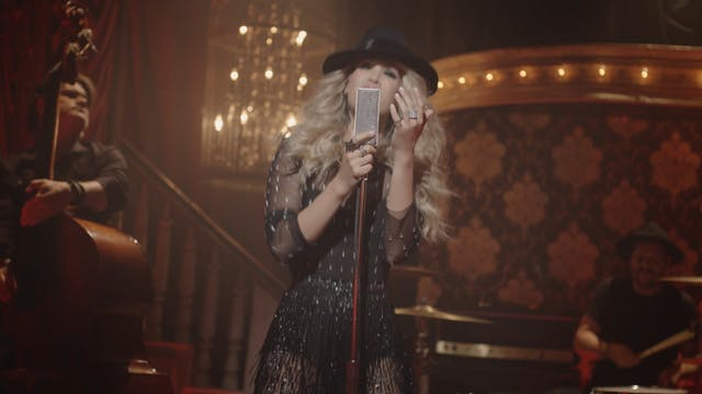 "Carrie Underwood ""Drinking Alone"""