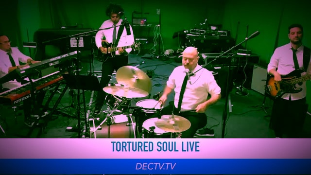 Tortured Soul LIVE Full Performance on DECTV.TV