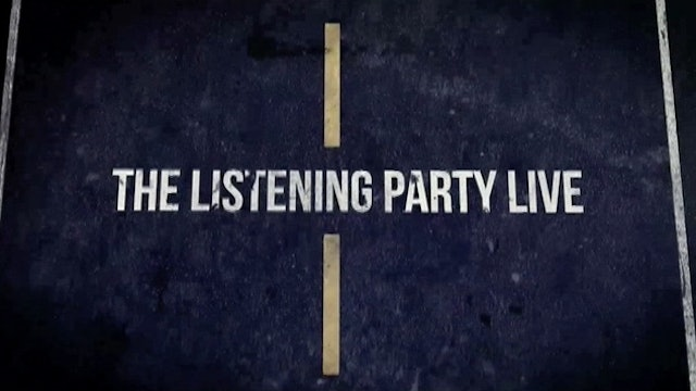 The Listening Party Live