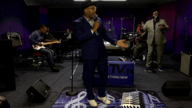 DECTVTV Presents Eric Roberson featuring the Soul People Band