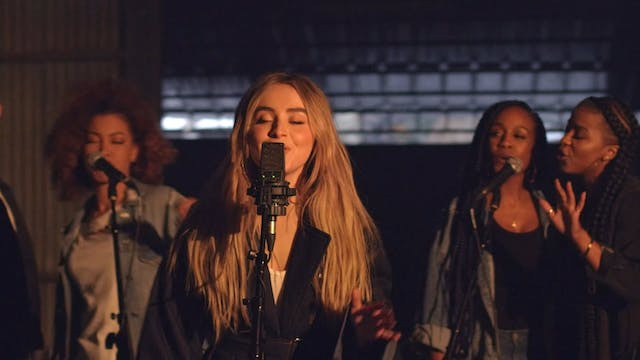 "Sabrina Carpenter ""Sue Me"""