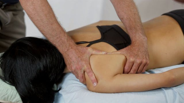 Deep Tissue Massage - An Integrated Full Body Approach: 11] Some Goals For The Entire body