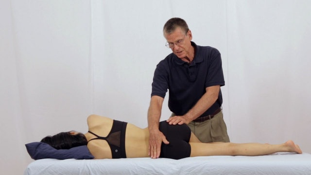 Deep Tissue Massage - An Integrated Full Body Approach: 32] Fluid Integrated - Side-Lying