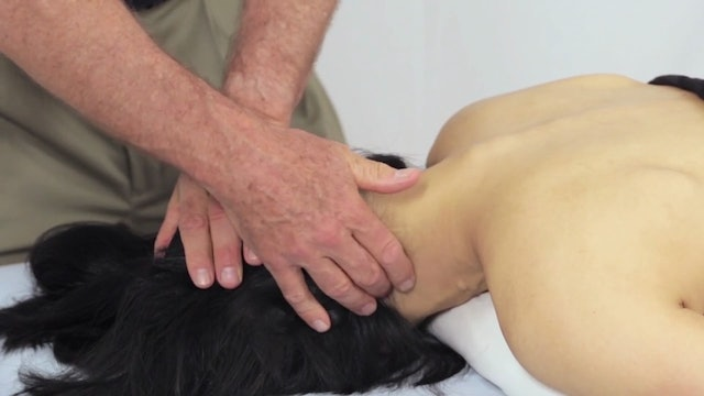 Deep Tissue Massage - An Integrated Full Body Approach: 16] Working With The Spine - The Human Body