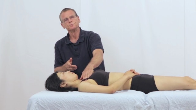 Deep Tissue Massage - An Integrated Full Body Approach: 27] Specific Strategies - Supine Position - Chest and Arms