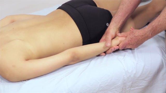 Deep Tissue Massage - An Integrated Full Body Approach: 34] Integrated Fluid Full Body Deep Tissue Massage - Keiko