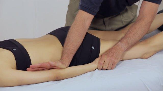 Deep Tissue Massage - An Integrated Full Body Approach: 4] Warm Up