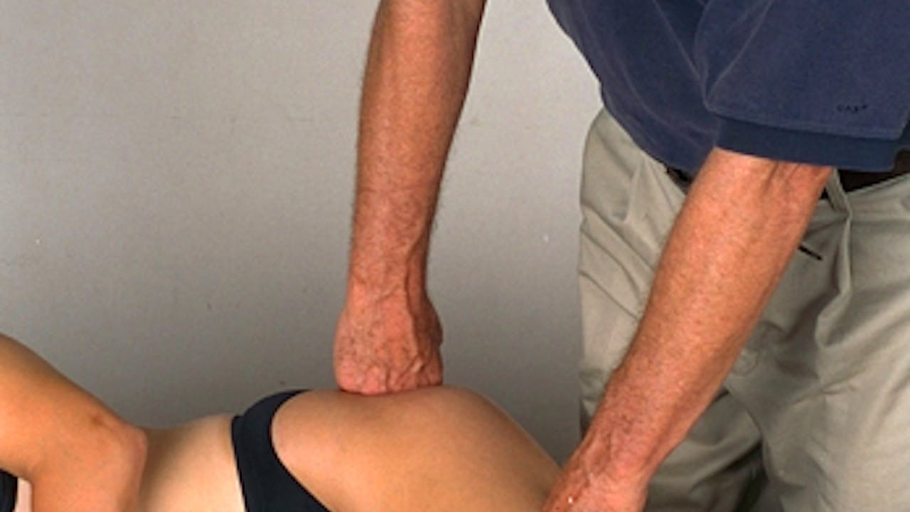 Section 3-Troubleshooting and Treament of Injuries-Deep Tissue Massage and Myofascial Release