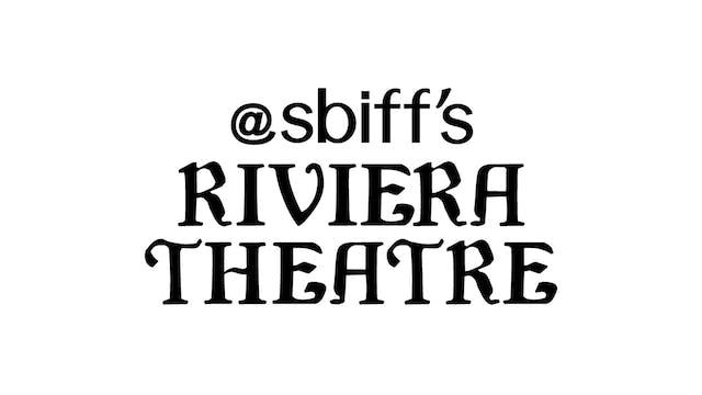 DEERSKIN for Riviera Theatre