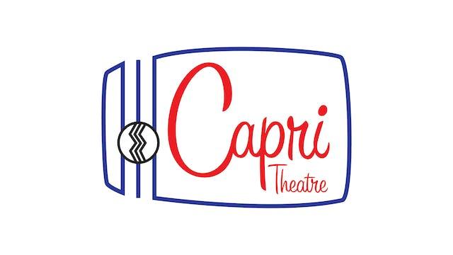 DEERSKIN for Capri Theatre