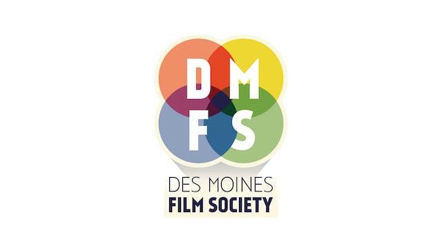 DEERSKIN for Des Moines Film Society