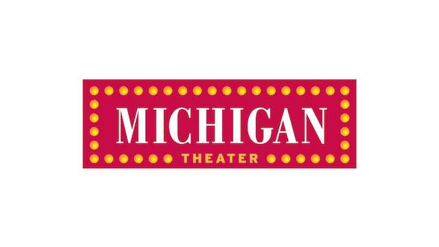 DEERSKIN for Michigan Theater
