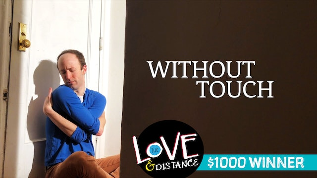 $1000 WINNER - 'Without Touch' by James Patrick Nelson
