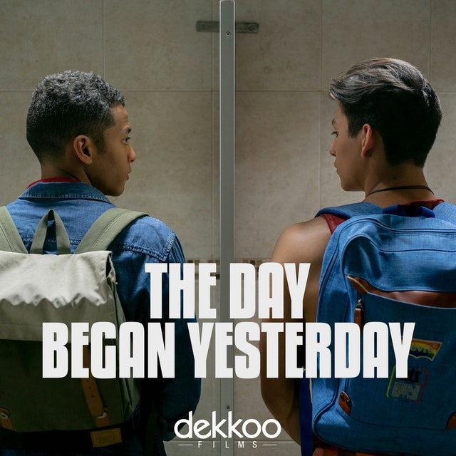 The Day Began Yesterday